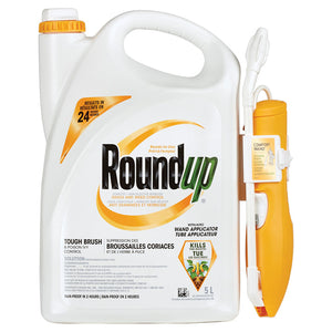 Roundup Poison Ivy Herbicide with Applicator 5L