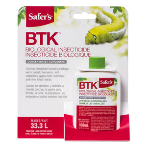 Safer's Biological Insecticide 100ml