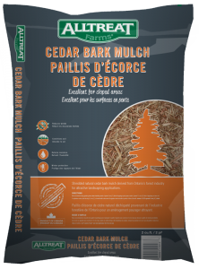 All Treat Cedar Bark Mulch 2CF