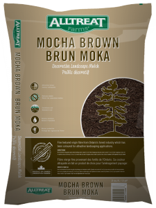 All Treat Mocha Brown Mulch 2CF
