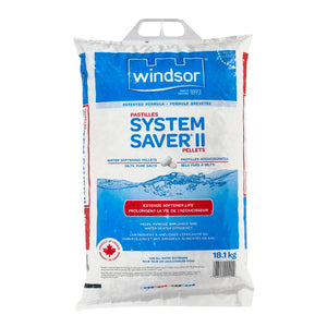 Windsor Water Softener Salt - System Saver II - 18.1 kg