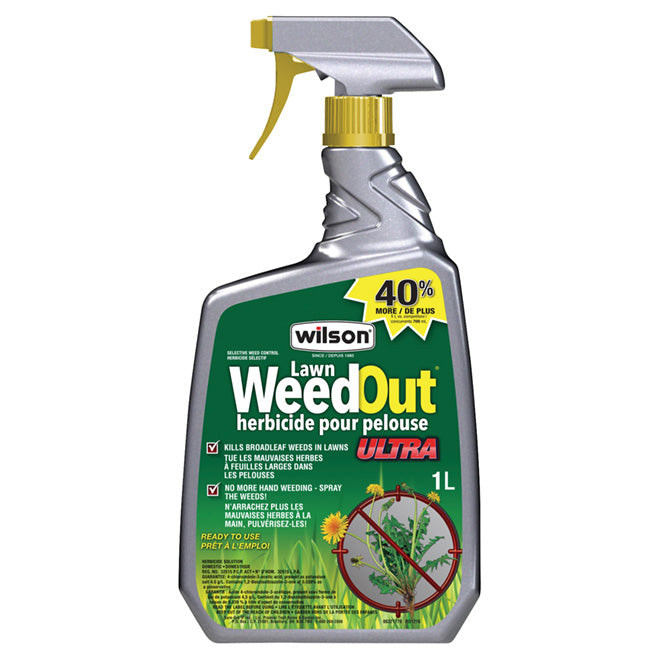 Wilson Weedout(TM) Spray Herbicide 1L