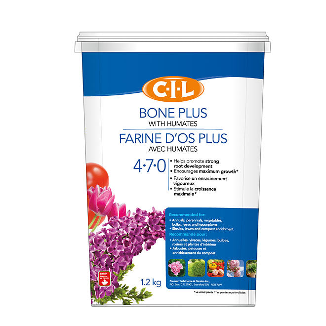 CIL Bone Meal with Humates 4-7-0 1.2 kg