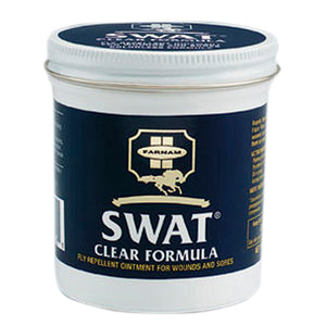 Farnam Horse Insecticide- Swat Clear Ointment 177g