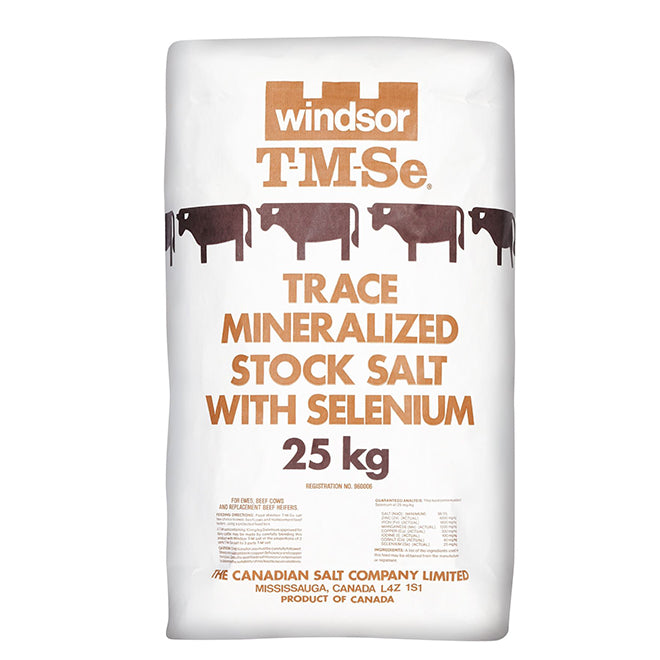 Mineral Salt with Selenium - 25 kg