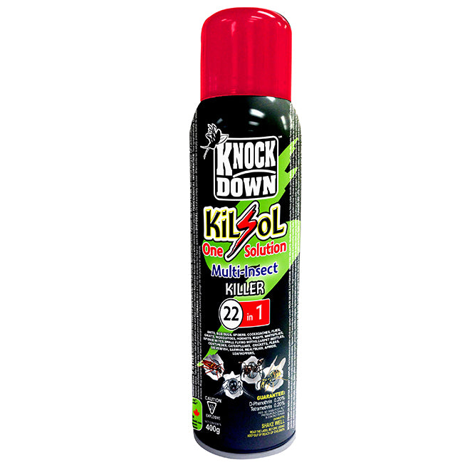 Knock Down KILSOL Insecticide 400g