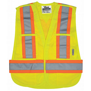 Viking VEST SAFETY GN/YW