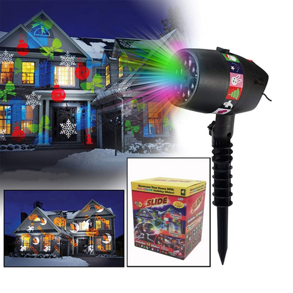 Star Shower Slide Show Projector