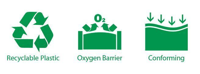 Oxygen Barrier Silage Film - 2ml
