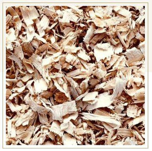 Royal High Quality Screened Wood Shavings - Medium 85L