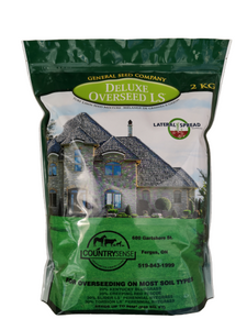 DELUXE OVERSEED LS™ Grass Seed