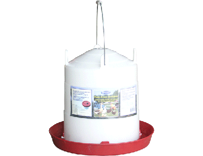 Poultry Fountain 3 gal