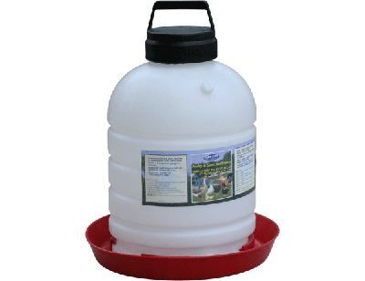 Top-Fill Poultry Fountain 5 gal