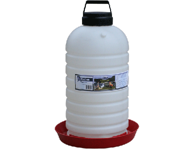 Top-Fill Poultry Fountain 7 gal