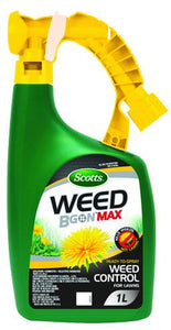 Scotts Weed B Gon Max 1L Ready-To-Spray