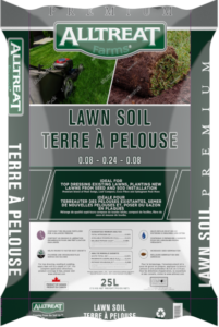 All Treat Lawn Soil 25L