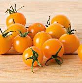 Sun Sugar Hybrid (Golden Cherry Tomato)