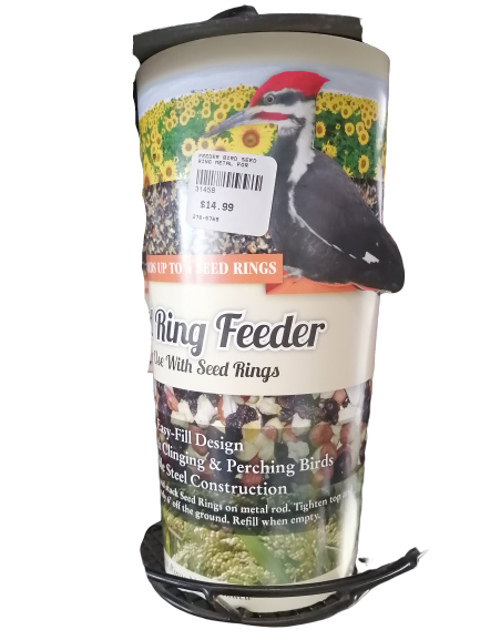 Seed Ring Feeder