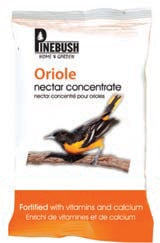 ORIOLE – 8 OZ. NECTAR POWDER CONCENTRATE