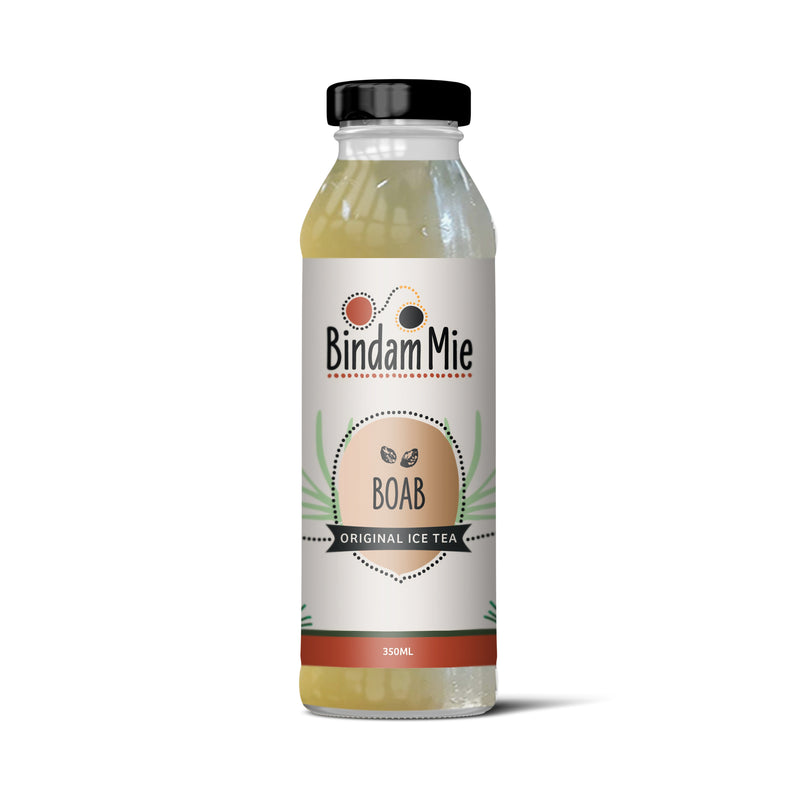 Boab Original Ice Tea (350ml bottle)