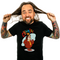 Chumlee Cartoon Character Unisex Adult T-Shirt