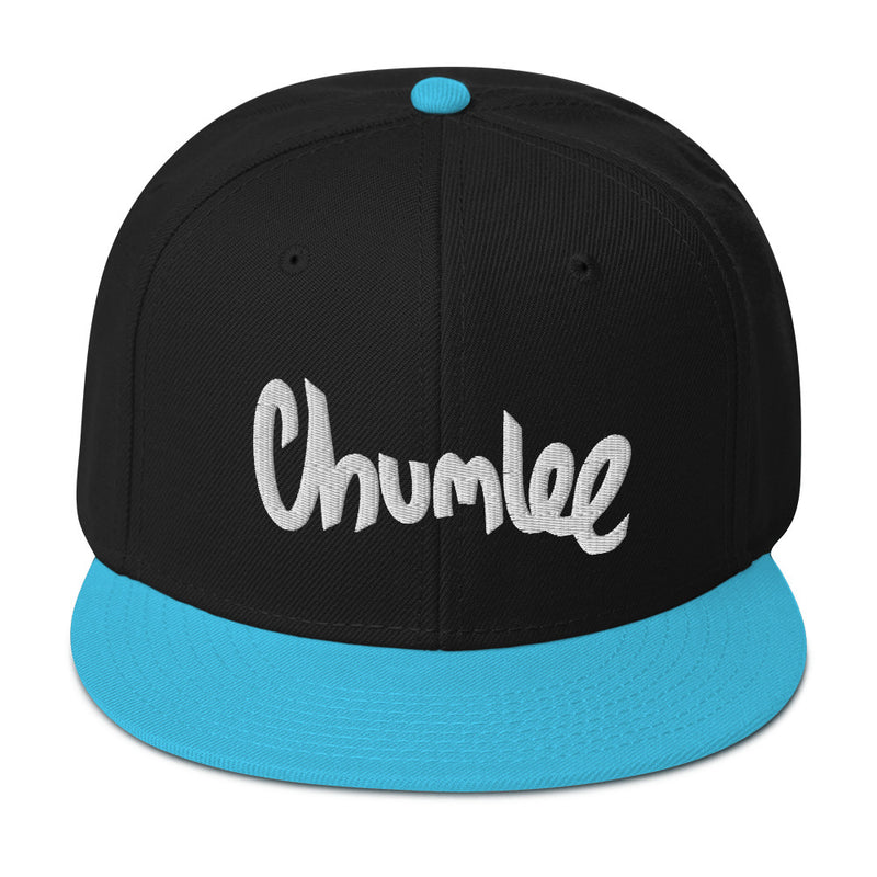 Chumlee's Signature Colored Visor Snapback Hat