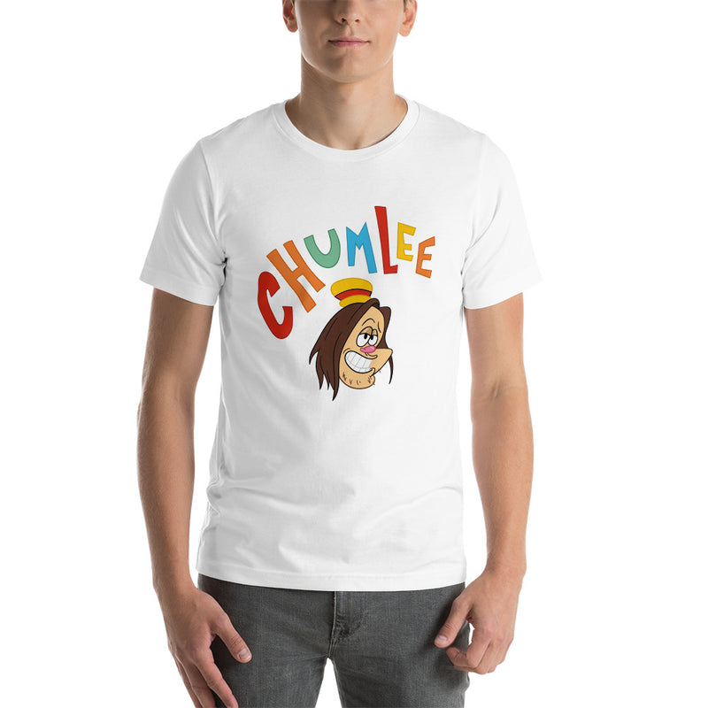 Chumlee Cartoon Face Unisex Adult T-Shirt