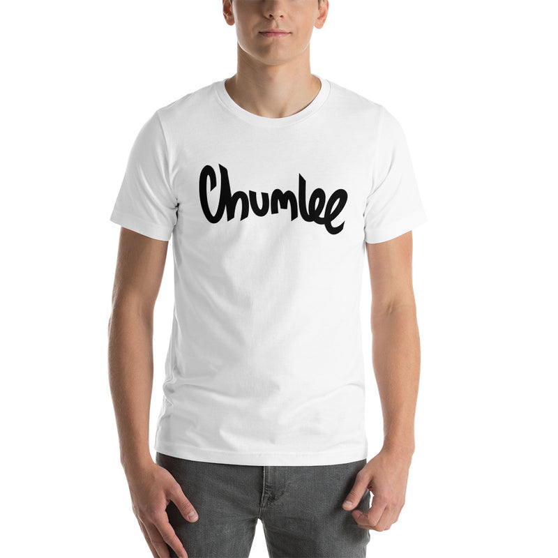 Chumlee's Signature Unisex Adult T-Shirt - Design in Black