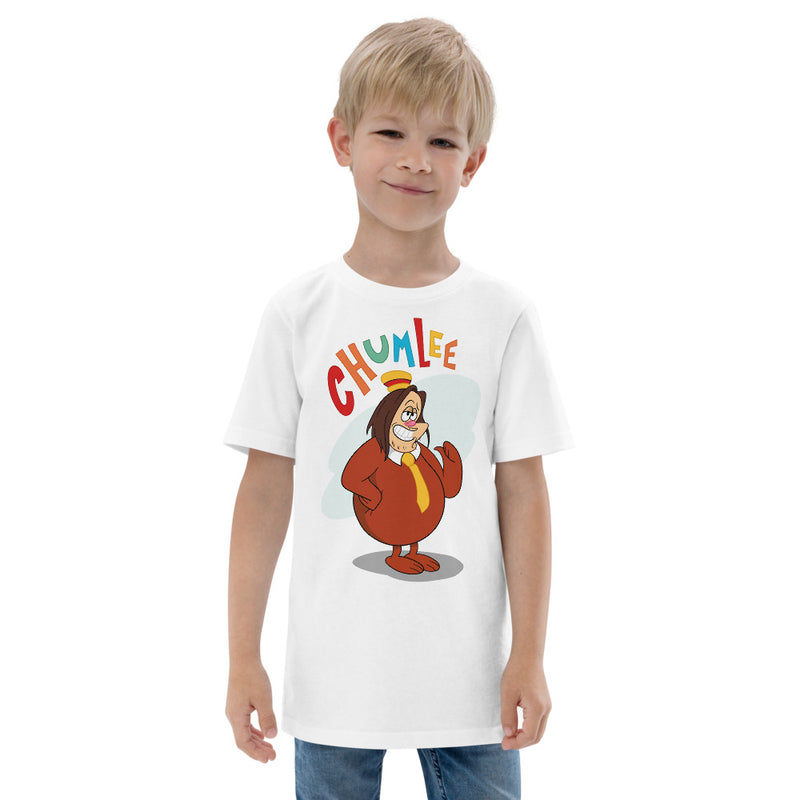 Youth Chumlee Cartoon Character T-Shirt