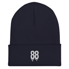Load image into Gallery viewer, 88 Drip Cuffed Beanie