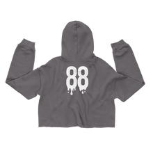 Load image into Gallery viewer, Rated Eighty8 Women's Crop Hoodie