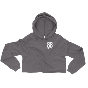 Rated Eighty8 Women's Crop Hoodie