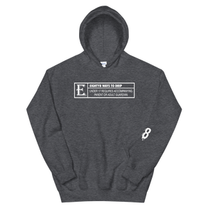 Rated Eighty8 Hoodie