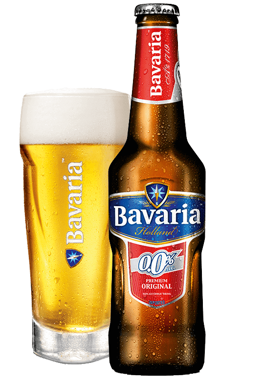 Bavaria Orginal 0,0% flaska