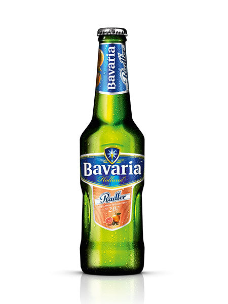 Bavaria Radler Grape 33cl flaska