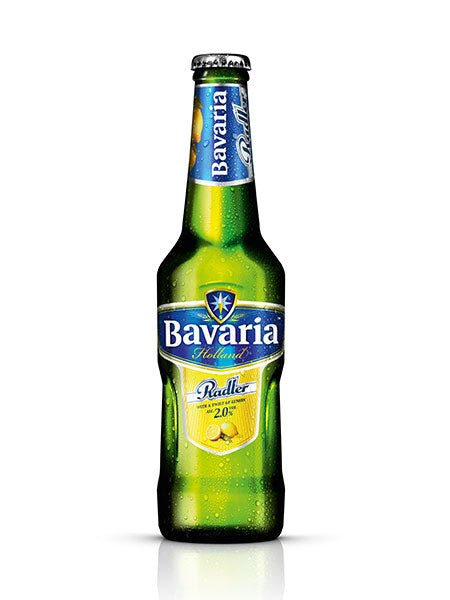 Bavaria Radler Lemon 33cl flaska
