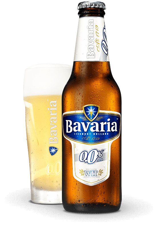 Bavaria Witt 0,0% flaska