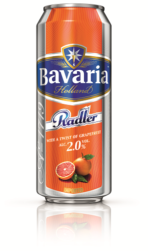 Bavaria Radler Greapfruit
