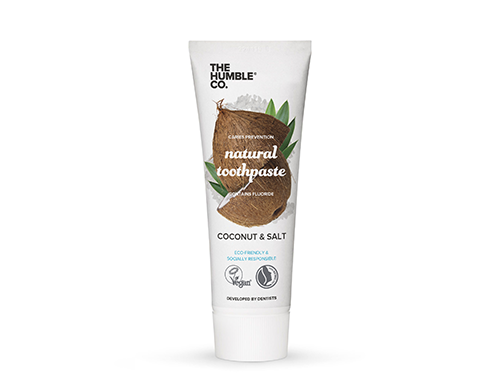 Humble toothpaste coconut 75 ml