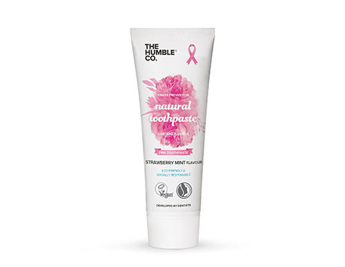 Humble toothpaste pink 75 ml