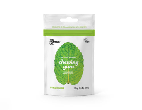 Humble Natural Chewing Gum - Fresh Mint
