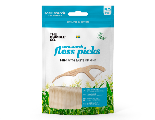 Dental Floss Picks 50-p