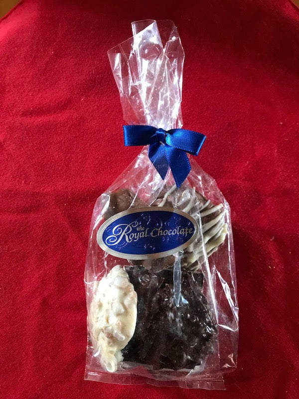The Royal Chocolate 5 Piece Variety Bag