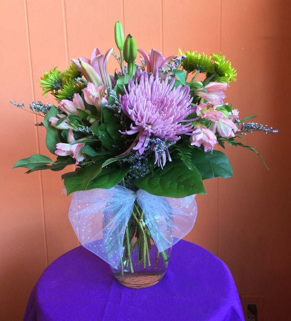 Designer's Choice - Mixed Arrangement in Vase