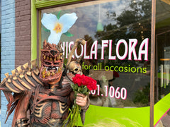 Flower Delivery by GWAR's JiZMak Da Gusha