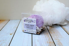 Clean Line Soap Company Lavender Scented Bubble Bath - Purple Repose Solid Bubble Bath Scoop