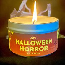 Theme Park Candles-Halloween Horror