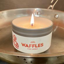 Theme Park Candles-Waffles
