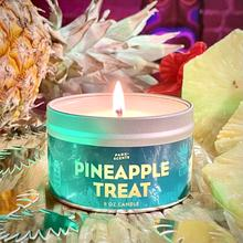 Theme Park Candles-Pineapple Treat