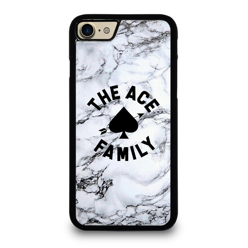 ACE FAMILY MARBLE LOGO iPhone 7 / 8 Case Cover,will iphone 7 case fit iphone 8 iphone 7 case fit iphone 8,ACE FAMILY MARBLE LOGO iPhone 7 / 8 Case Cover
